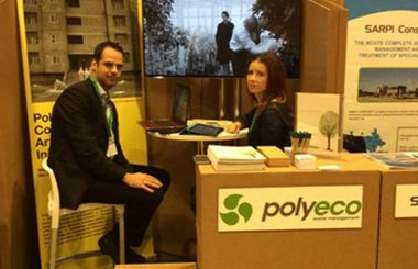 POLYECO S.A. AT THE 13th HCH & PESTICIDES FORUM IN ZARAGOZA